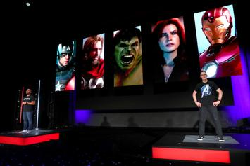"Footage Of Marvel's ""Avengers"" PS4 Video Game Surfaces Online"