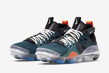 Nike Vapormax Gets Revamped With D/MS/X Silhouette: Official Photos