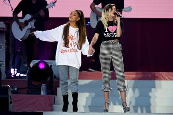 "Ariana Grande, Lana Del Rey & Miley Cyrus Tease ""Charlie's Angels"" Song"