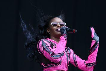 """Azealia Banks Shows Off Her New Boyfriend: """"The Love Of My Life"""""""