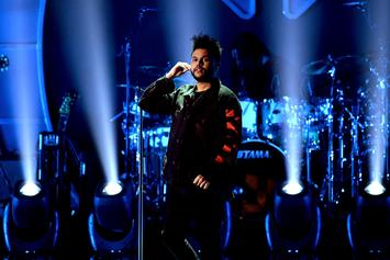 """The Weeknd's Hit """"The Hills"""" Now Certified Diamond"""