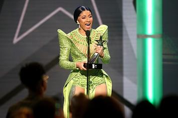 Cardi B's Request To Trademark Signature Catchphrase Denied: Report
