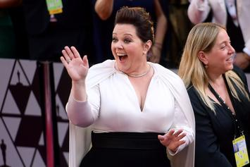 "Melissa McCarthy To Play ""Ursula"" In Live-Action ""Little Mermaid"" Movie: Report"