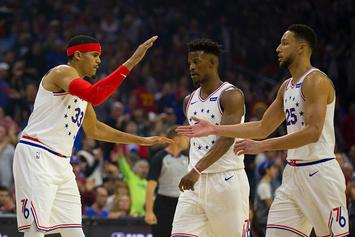 Jimmy Butler Turned Down Sixers' $190M Max Offer: Report