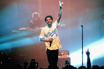 """J. Cole To Play 4th Of July """"Day Party"""" Show In NYC"""