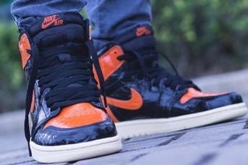"Air Jordan 1 High OG ""Shattered Backboard 3.0"" Coming Soon: On-Foot Images"
