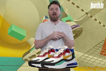 "Nike Air Max 270 React ""Bauhaus"" Sneaker Unboxing"