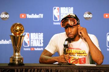 Kawhi Leonard Free Agency Decision Could Come As Late As July 4th: Report