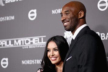 Kobe Bryant Reveals Newborn Daughter To The World With IG Photo