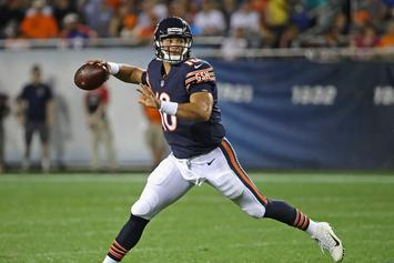 """Mitch Trubisky Is Currently The """"Most Bet-On"""" In The Early NFL MVP Sweepstakes"""