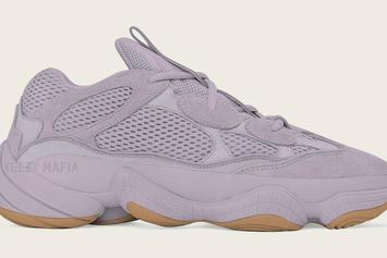 "Adidas Yeezy 500 ""Soft Vision"" Coming This October: First Look"
