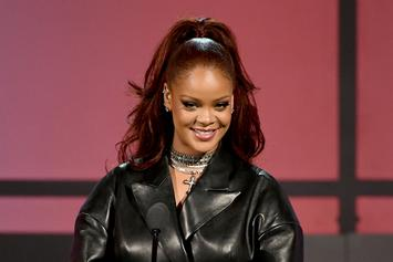 Rihanna's Harper's Bazaar Cover Has Fans Falling In Love With Her Even More