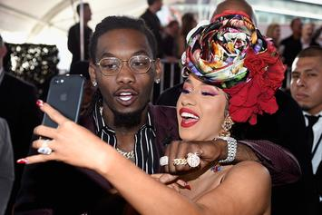 Cardi B & Offset Celebrate Kulture's 1st Birthday