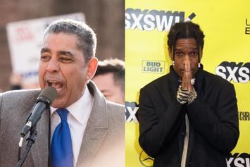"New York Congressman Says He ""Will Fight Until [A$AP Rocky's] Brought Back Home"""