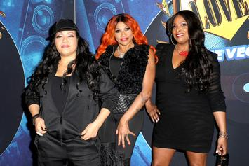 """Salt-N-Pepa's DJ, Spinderella Sues The Duo For """"Screwing Her Out Of Millions"""""""