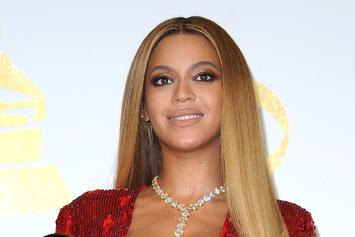 """Fans Are Obsessing Over Beyonce's Short, Retro-Style Wavy Braids At """"The Lion King"""" Premiere"""