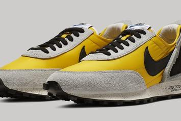 """Undercover X Nike Daybreak Dropping In """"Bright Citron"""" Colorway: Official Images"""