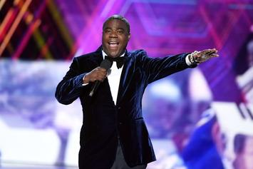 Tracy Morgan's Back In His Bugatti After Post-Purchase Accident