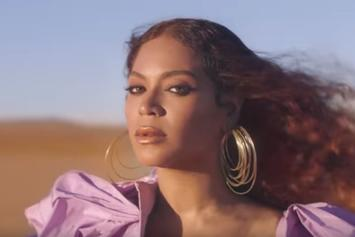 "Beyoncé Shines In The Africa-Inspired Visual For ""Spirit"""