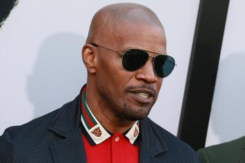 "Jamie Foxx Perfects Dave Chappelle Impression On ""Comedians In Cars"""