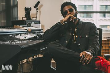 "Big K.R.I.T Fends Off Hyenas With Crazy ""Leave Me Alone"" Freestyle"
