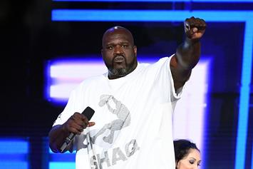 Shaq Rages In Mosh Pit At Tomorrowland In Belgium: Watch