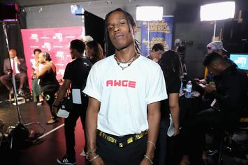 A$AP Rocky May Be Reimbursed For Wages Lost If Cleared Or Found Not Guilty