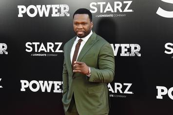 """50 Cent Goes For Young Buck's Jugular With Offensive Photo Of His """"Old Lady"""""""