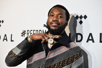 """Meek Mill Teams With Jay-Z & Roc Nation For """"Dream Chasers"""" Label"""