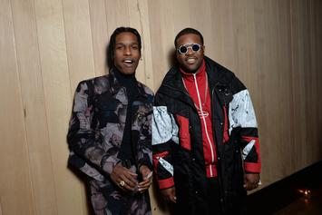 """A$AP Ferg Provides A$AP Rocky Update After Jail Phone Call: """"He's In Good Spirits"""""""