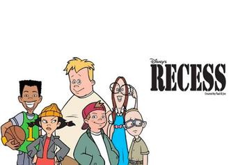 "Disney's Beloved Cartoon ""Recess"" Is Getting a Live-Action Remake"