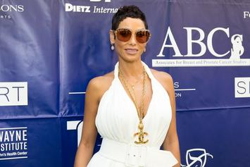Nicole Murphy Apologizes For Italian Smooch With A Very Married Antoine Fuqua