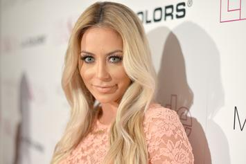"""Aubrey O'Day Calls Working With Diddy """"Scary""""; Says He Was An Intense Perfectionist"""