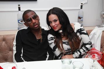 Fabolous & Emily B Break Up, Fab Spotted Having Lunch With Mystery Woman