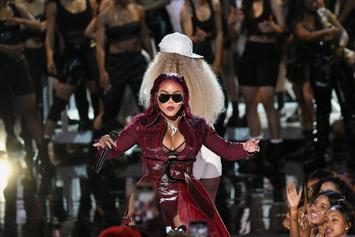 """Lil Kim Can Now """"Go Awff"""" Since She's Reportedly No Longer Bankrupt"""