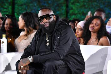"""Rick Ross Shares """"Port Of Miami 2"""" Details & How Nipsey Hussle Inspired """"Gold Roses"""""""
