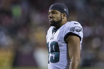 "Giants' Golden Tate Handed 4-Game Suspension For Using ""Fertility Drug"""