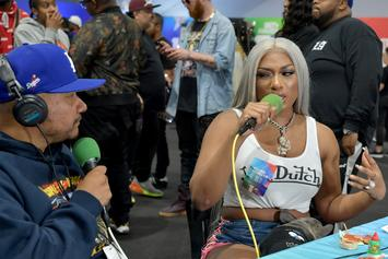 "Megan Thee Stallion Responds To Jermaine Dupri's Sexist Remarks: ""Who Is He?"""
