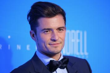 "Orlando Bloom Says He's Too Old To Play Legolas In Amazon's ""Lord Of The Rings"""