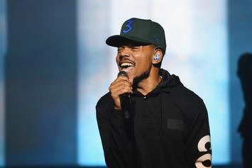 """Chance The Rapper Unveils """"The Big Day"""" Tour Schedule"""
