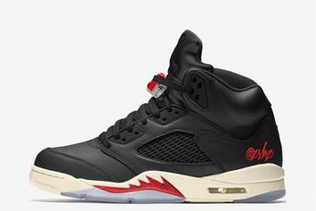 Air Jordan 5 Releasing In New Colorway Around NBA All Star Weekend