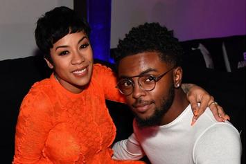 "Keyshia Cole Set To Give Birth Tomorrow: ""It's Like Christmas"""