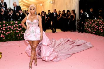 Nicki Minaj Reveals She Cheated On Her First Love With Kenneth Petty