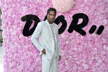 A$AP Rocky Released From Swedish Prison, Allowed To Leave Country