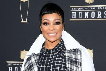 """Monica Won't Be Bashing Ex Shannon Brown: """"I'm Gonna Respect Him To Death"""""""
