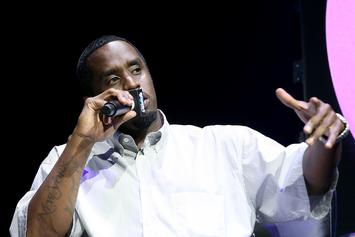 "Diddy ""Meets The Parents,"" Dines With Lori's Pops Steve Harvey In Italy"