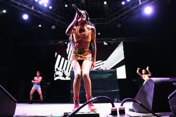 Azealia Banks Shows Off Her Body In Nude Photos