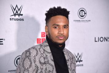 Trey Songz Shares Hilarious Poorly-Made Fan Art