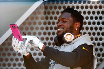 Antonio Brown Asks Fans To Help Find His Helmet: Twitter Reacts