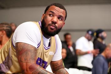 "The Game Announces October Release For ""Born To Rap"""